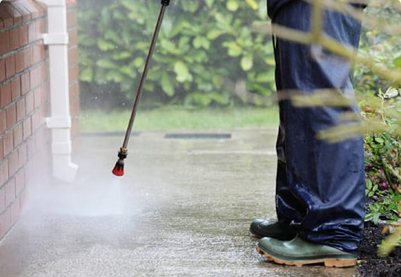 Cleaning - Pressure Washer