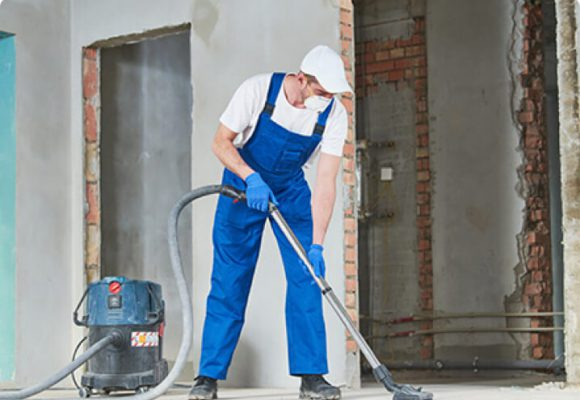 Cleaning - Construction