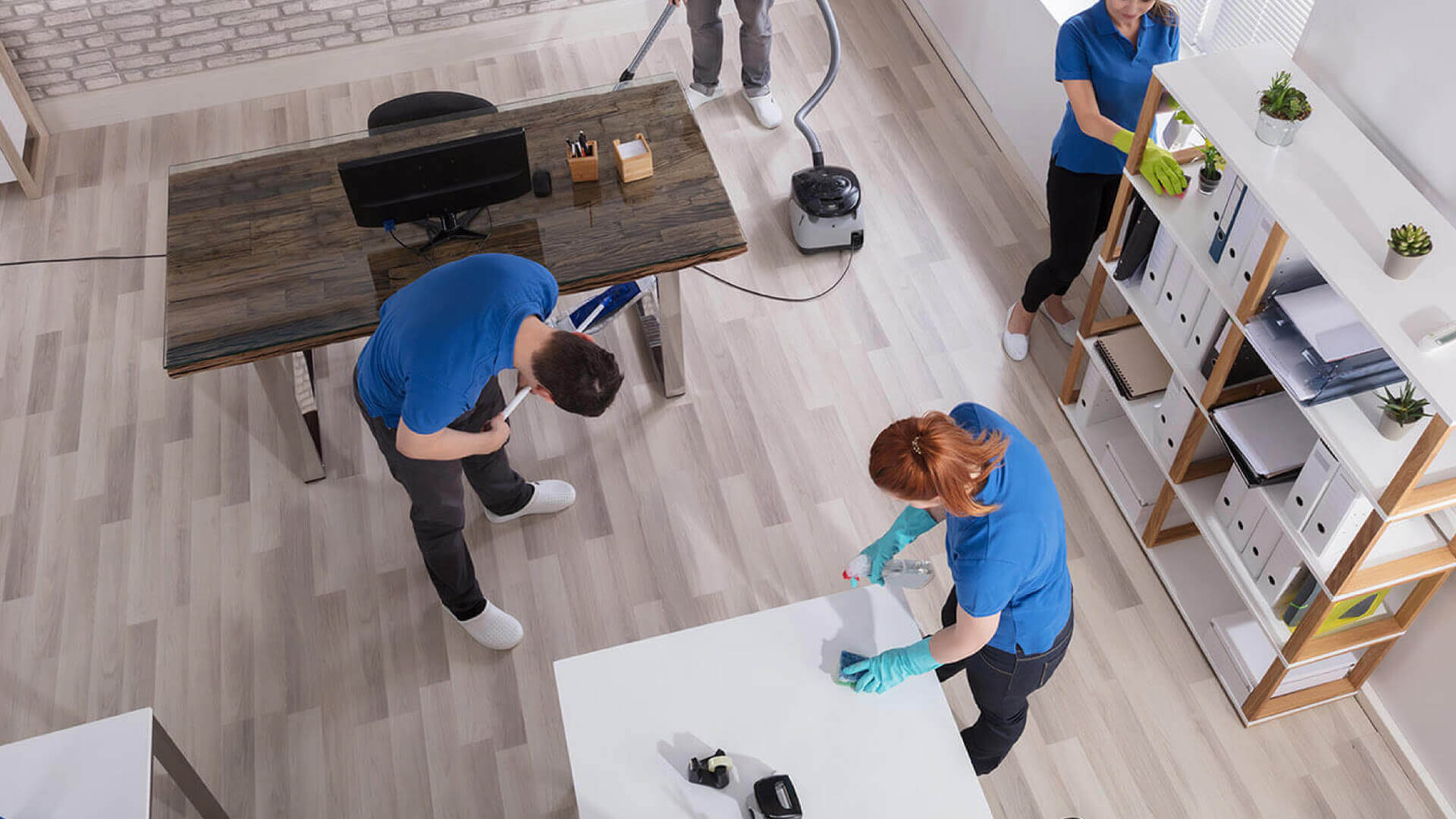 Office cleaners in Surbiton
